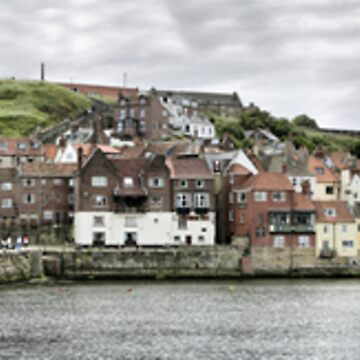 Whitby Harbour 1 by tommysphotos