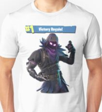 Fortnite - Raven (Victory Royale) Unisex T-Shirt
