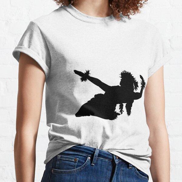 A female Hula dancer  Classic T-Shirt