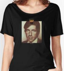 Lieder von Leonard Cohen Baggyfit T-Shirt