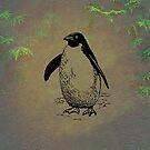Penguin by David Dehner