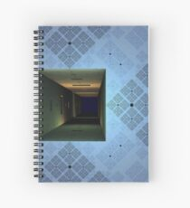 Down the Hall Spiral Notebook