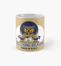 Belching Beaver Brewery Logo 1 Mug