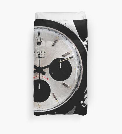 Rolex watch baby Duvet Cover