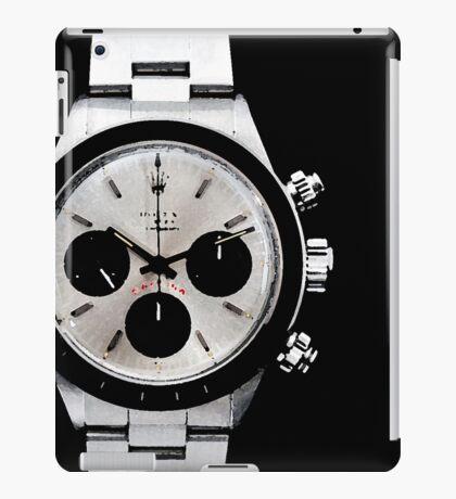 Rolex watch baby iPad Case/Skin