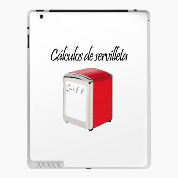 Cálculos de Servilleta Vinilo para iPad