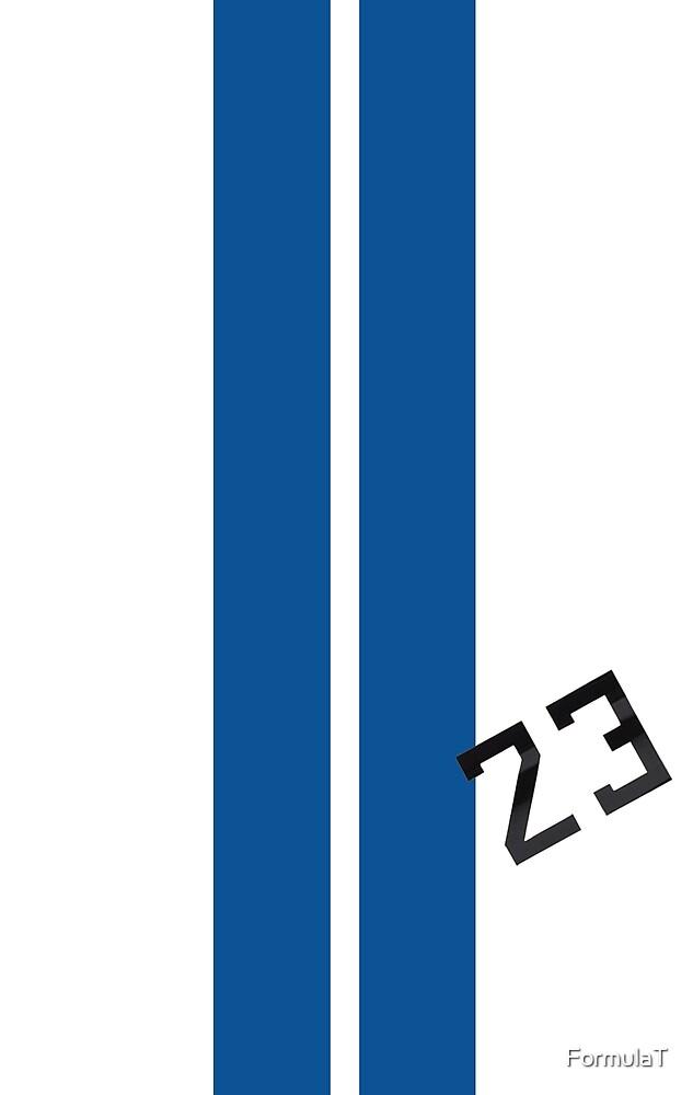 23: Shelby Stripes by FormulaT