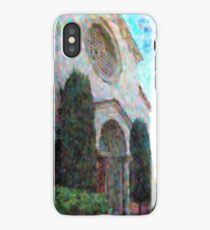 Historic Church iPhone Case/Skin