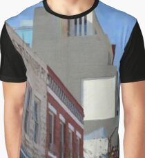 ABQ Buildings Graphic T-Shirt