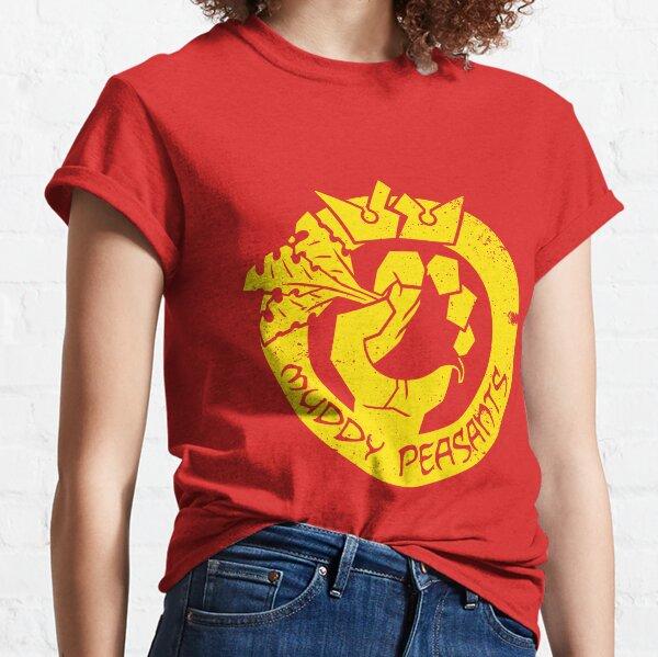 Muddy Peasants (Gold) Classic T-Shirt