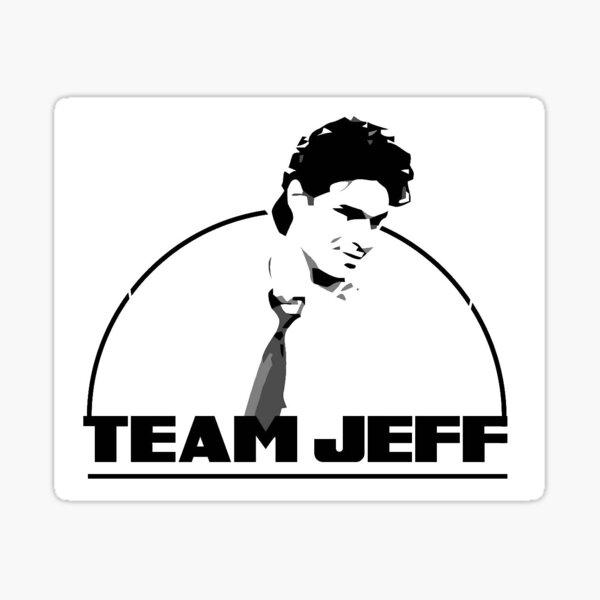 Team Jeff Sticker