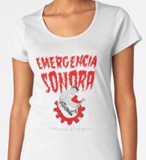 SOUND EMERGENCY 2018 (MAN) Women's Premium T-Shirt