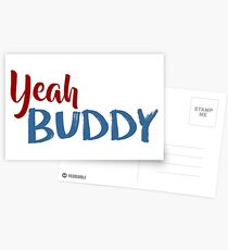 jersey shore - yeah buddy Postcards