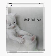 Reiki Kittens iPad Case/Skin