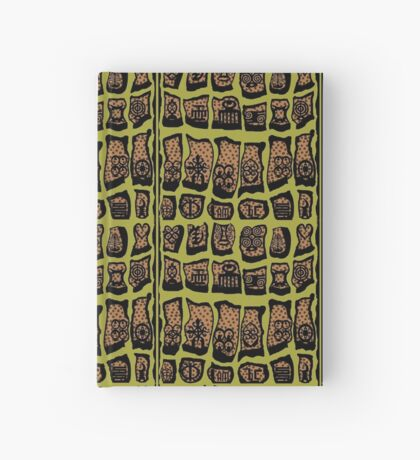 Avocado Hardcover Journal