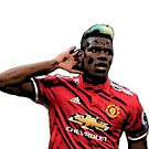 Paul Pogba by bigredfro