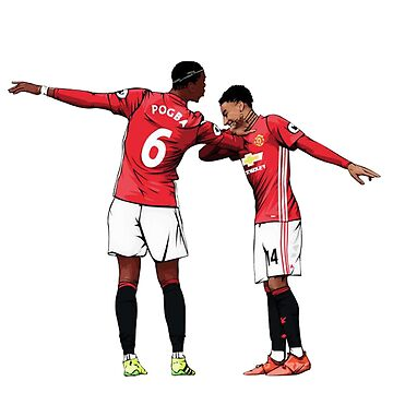 Paul Pogba Dab by bigredfro