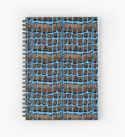 Chattam Spiral Notebook