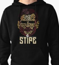 Stipe Miocic - Original by Ammaart Pullover Hoodie