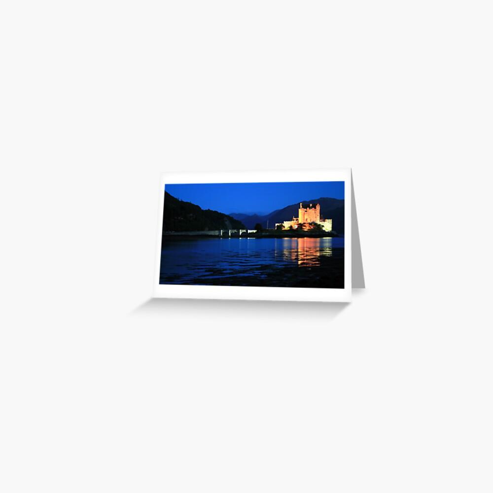 Eilean  Donan Castle  11# Greeting Card