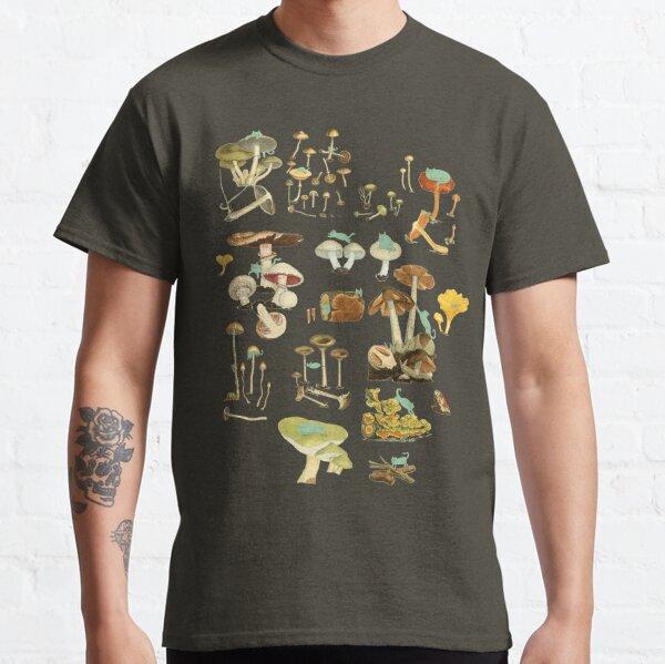 Feline Fungus! Classic T-Shirt