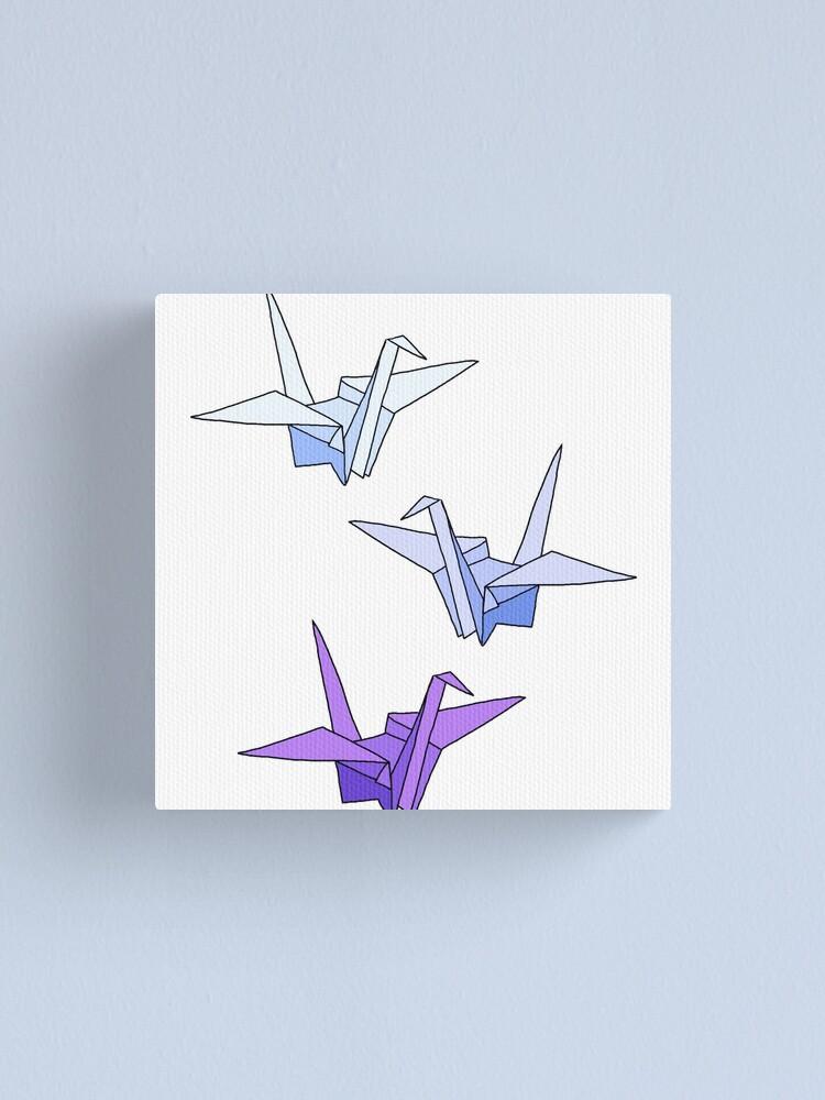 Custom Origami Crane - Little Angel – Lavender Home   1000x750