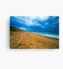 Ocean Beach..Sorrento... Canvas Print