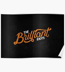 The Brilliant Idiots (Podcast) Poster