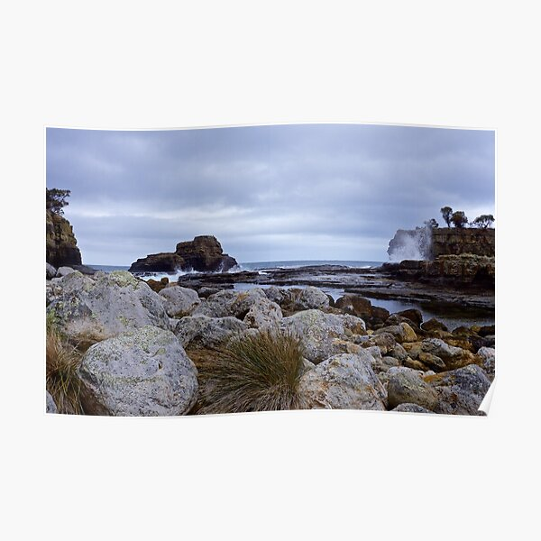 SCENES & SCENERY ~ The Theatre of Clydes Island-1 by tasmanianartist Poster