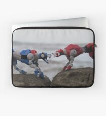 klance voltron lions red and blue Laptop Sleeve