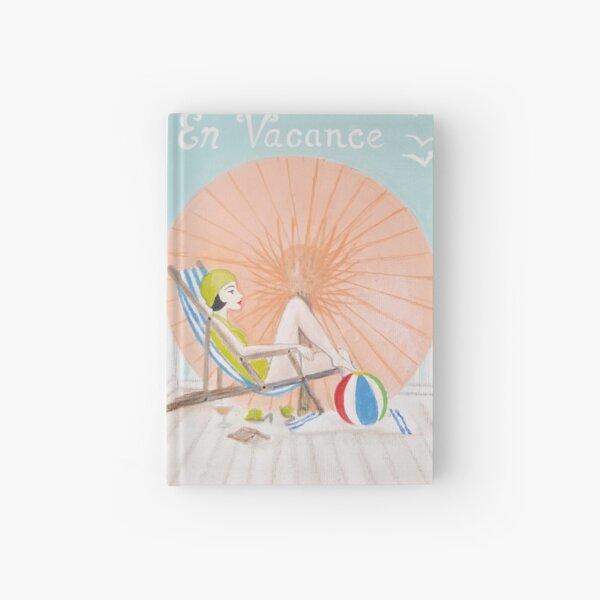 En Vacance Hardcover Journal