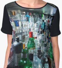 Drinks Bar Chiffon Top