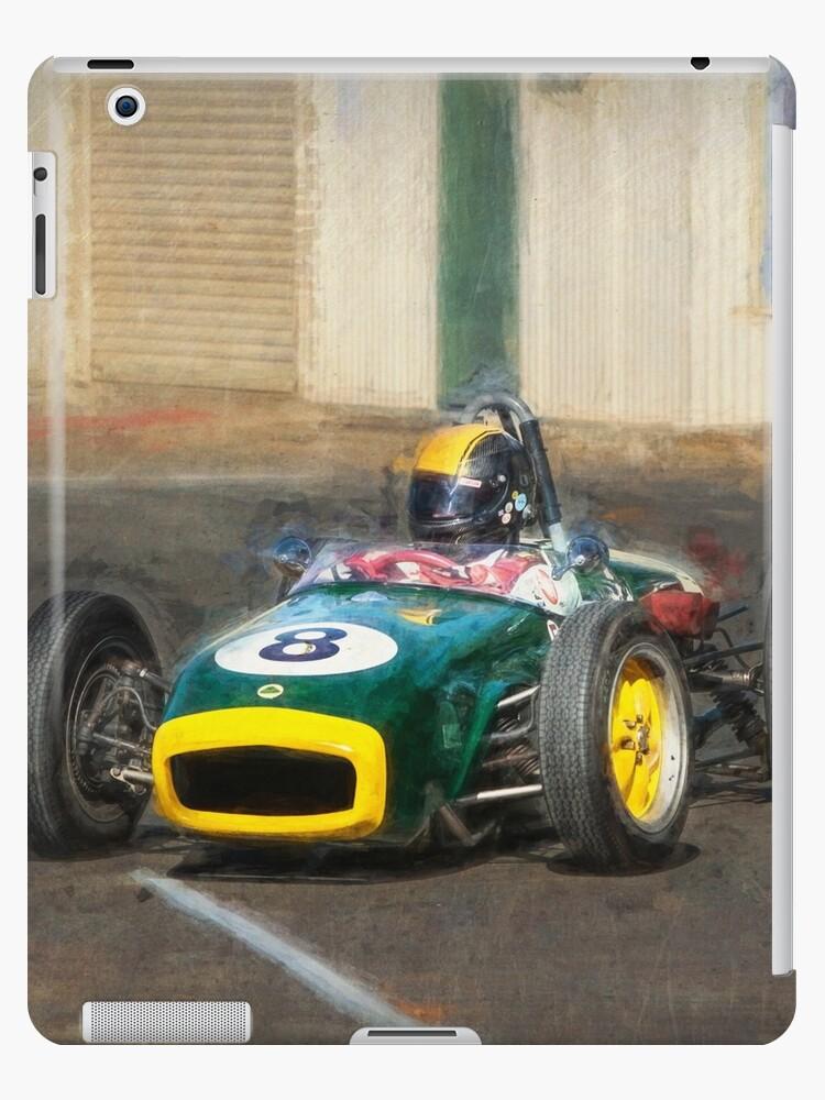 1960 Lotus 18 FJ by Stuart Row