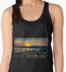 Girgaum Beach Mumbai Women's Tank Top