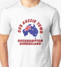 Rockhampton QLD Unisex T-Shirt
