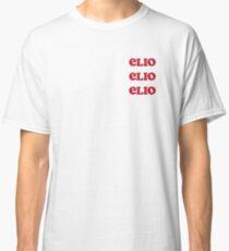 Rufen Sie mich durch Ihren Namen Elio Elio Elio & # 39; Abschlag Classic T-Shirt