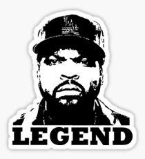 Pegatina Leyenda - Ice Cube