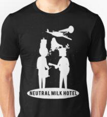 Neutral Milk Hotel  Slim Fit T-Shirt
