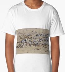 Greater Crested Tern Colony Long T-Shirt
