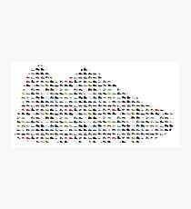 Sneaker's sneaker Photographic Print