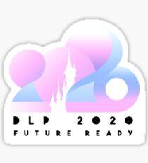 DLP 2020 - Future Ready Sticker
