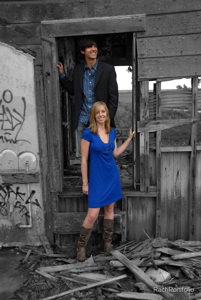 Douglas & Holly Old Barn II by RachPortfolio