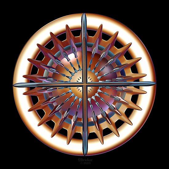 'Centered' by Scott Bricker
