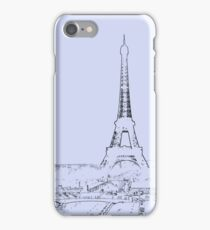 tour eiffel for paris lover :) iPhone Case/Skin