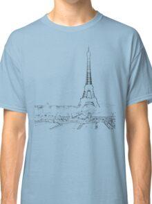tour eiffel for paris lover :) Classic T-Shirt