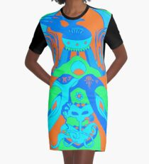 One and Only Truth Graphic T-Shirt Dress