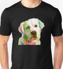 Camiseta ajustada Love Labrador Retrievers Best Funny Dog Owner Regalos