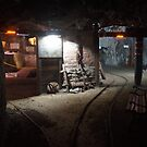 Long Tunnel Extended Mine, Walhalla by Nic Haygarth