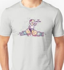 Eat flesh Unisex T-Shirt