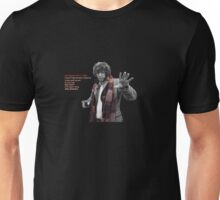Tom Baker Greatest Doctor Ever Unisex T-Shirt